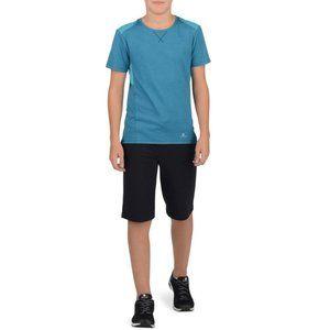 Uniqlo Black Athletic Gym Shorts
